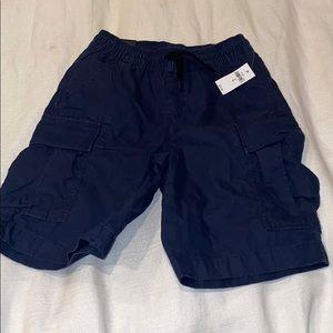 NWT boys GAP cargo shorts